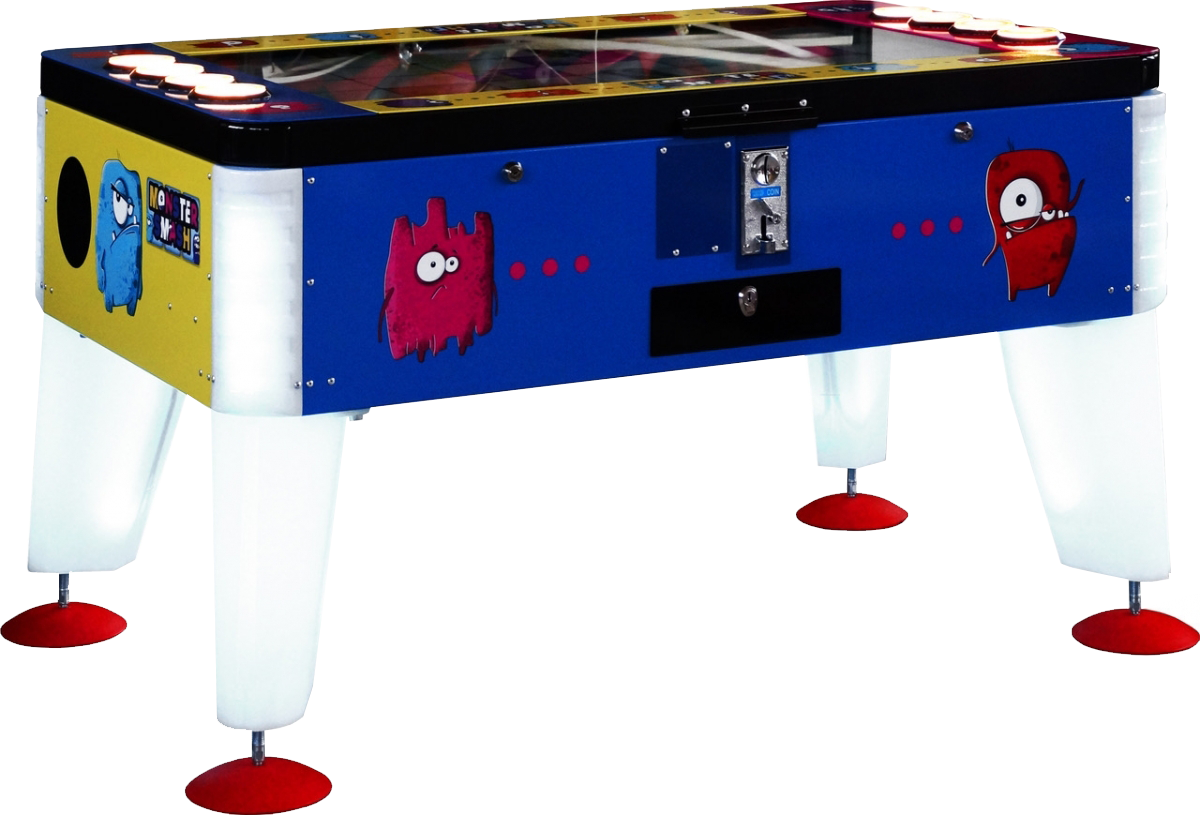 MONSTER SMASH CABINET